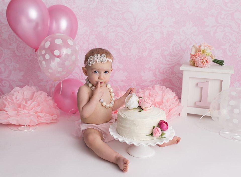 hudson cake smash photographer
