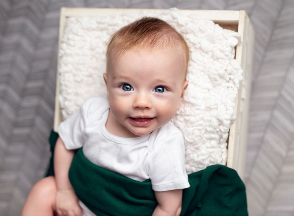 Hudson Child Photographer