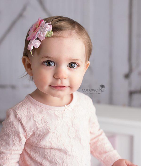 CLE Ohio Children's Photographer   Happy Birthday Olivia!
