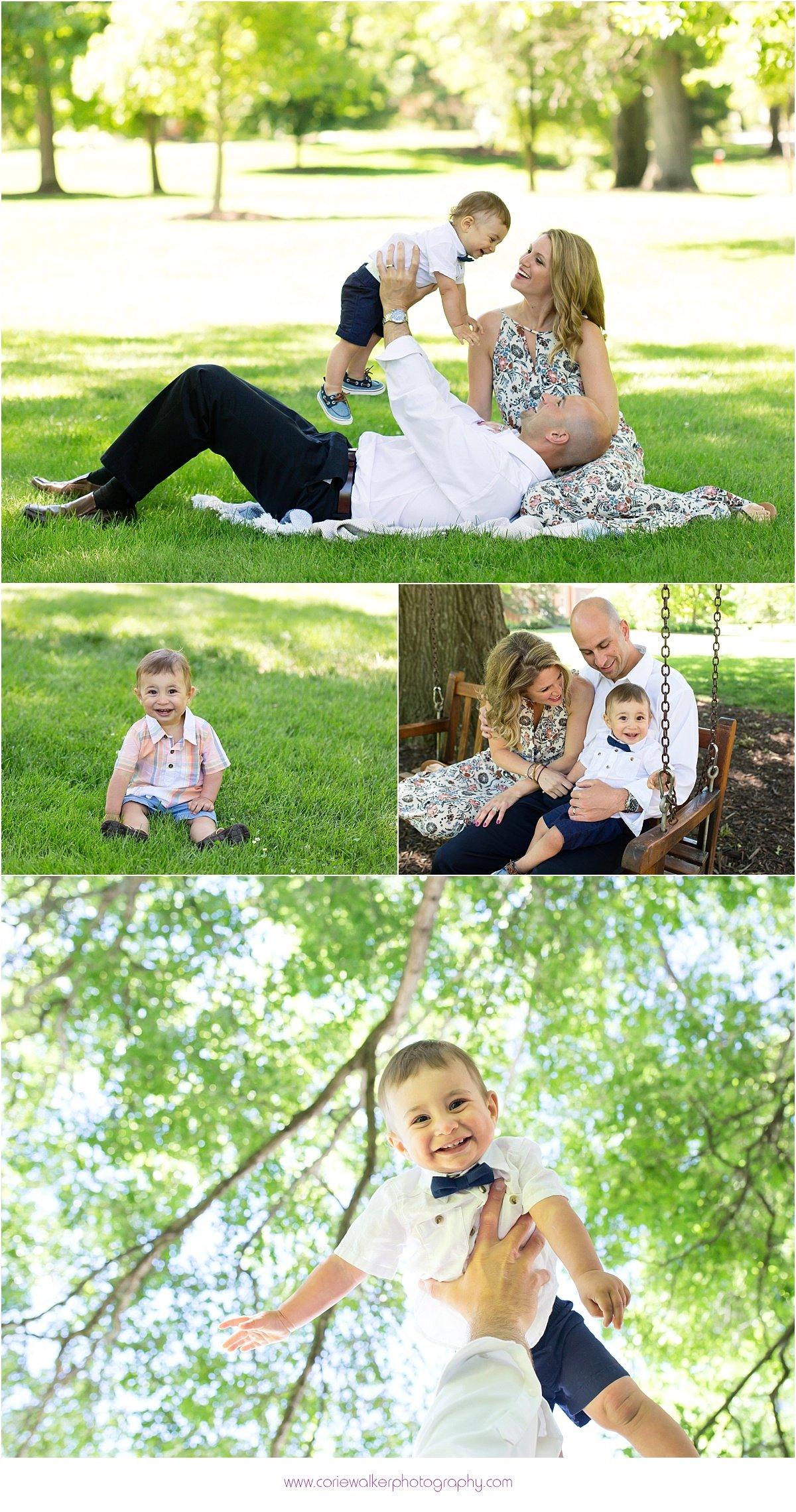 Akron Ohio Family Photographer