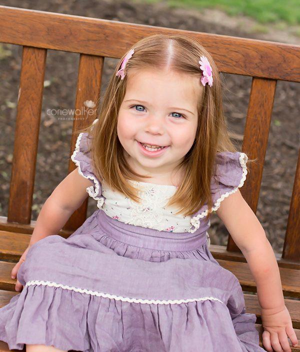 Cleveland OH Children's Photographer | Isla