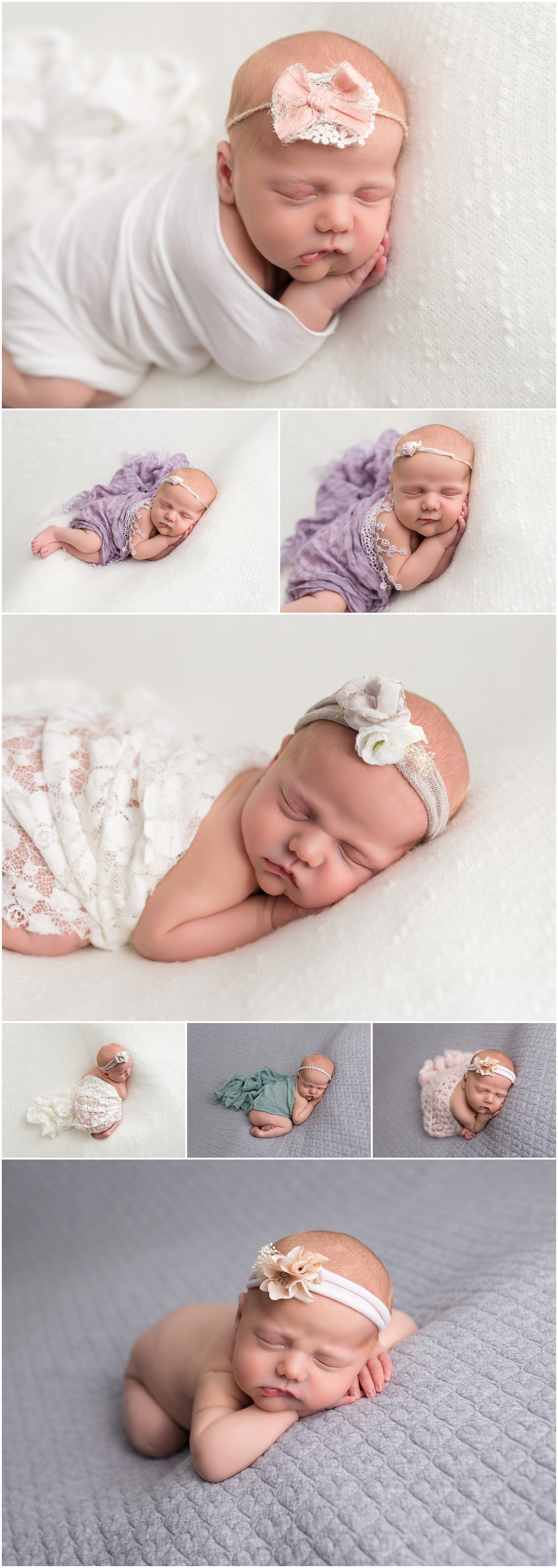 newborn photographer welcome baby