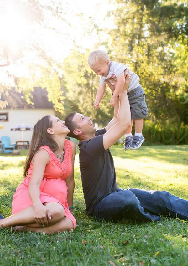 Boston Store Visitor Center Peninsula, OH | Outdoor Family Photography