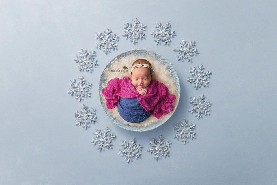 newborn baby frozen movie anna