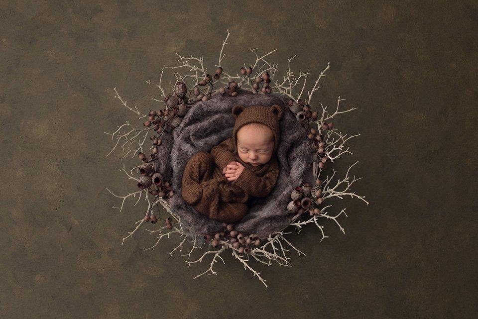 newborn fairy tale image