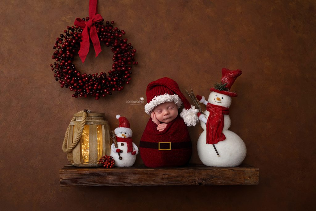 santa-shelf-newborn