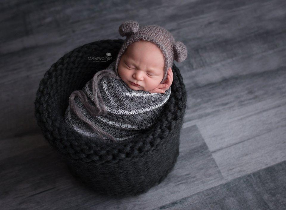Wadsworth Newborn Photographer